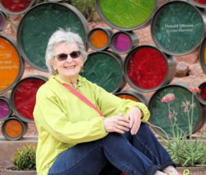 Judy-DesertBotanicalGarden
